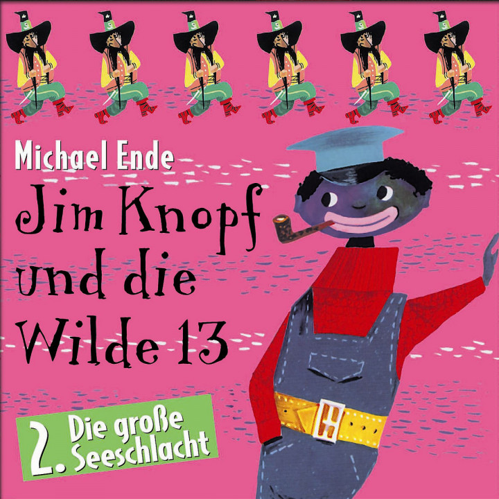 02: Jim Knopf und die Wilde 13 (Hörspiel) 0731455492622
