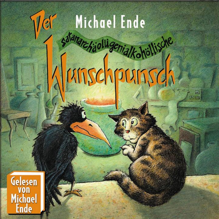 01: Der Wunschpunsch (Lesung) 0731455492725