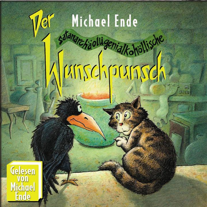 02: Der Wunschpunsch (Lesung) 0731455492828