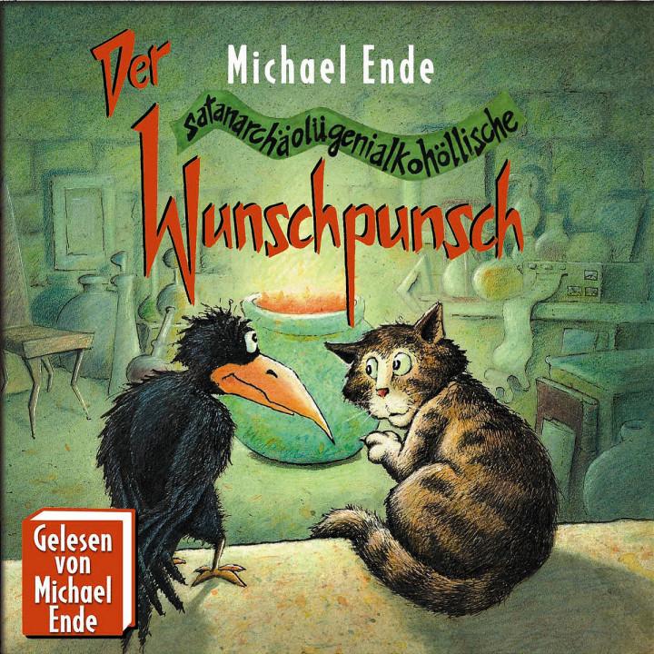 03: Der Wunschpunsch (Lesung) 0731455492921
