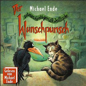 Michael Ende, Der Wunschpunsch (Vol. 3) - Der Glockenton im Eiskristall, 00731455492927