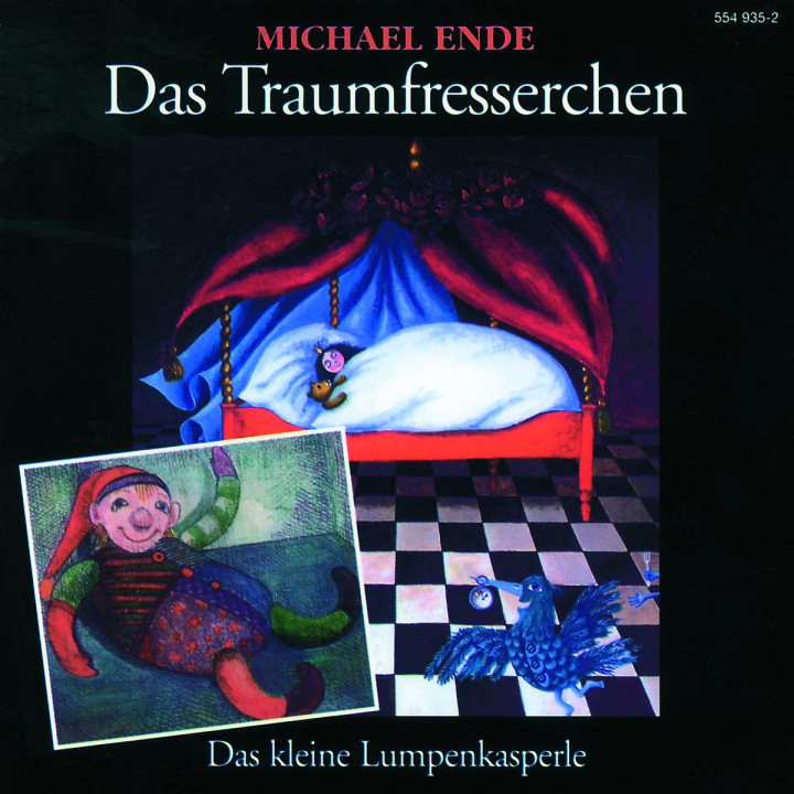 Das Traumfresserchen / Das Kleine Lumpenkasperle 0731455493520