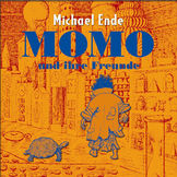 Michael Ende, Momo (Vol. 1) - Und ihre Freunde, 00731455494426