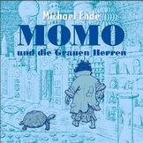 Michael Ende, Momo (Vol. 2) -  Und die grauen Herren, 00731455494525
