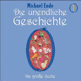 Michael Ende, Die unendliche Geschichte (Vol. 1) - Die große Suche, 00731455494723