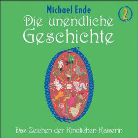Michael Ende, Die unendliche Geschichte (Vol. 2) - Das Zeichen der Kindlichen Kaiserin, 00731455494822