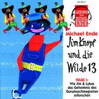 michael ende - release-detail - jim knopf und die wilde 13, folge 1 lesung - cd album