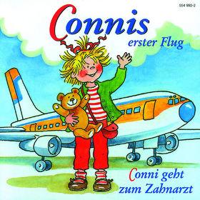 Conni, 05: Connis erster Flug / Conni geht zum Zahnarzt, 00731455499223