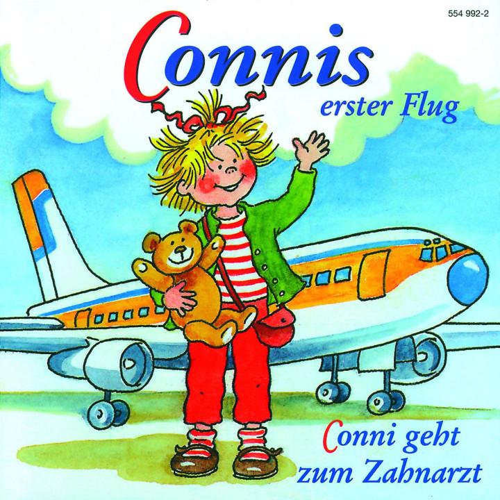 Connis erster Flug / Conni geht zum Zahnarzt 0731455499249