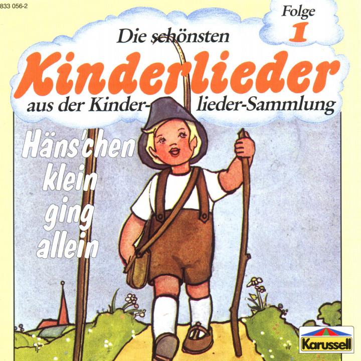 Die Schonsten Kinderlieder - Häns'chen Klein Ging Allein 0042283305625