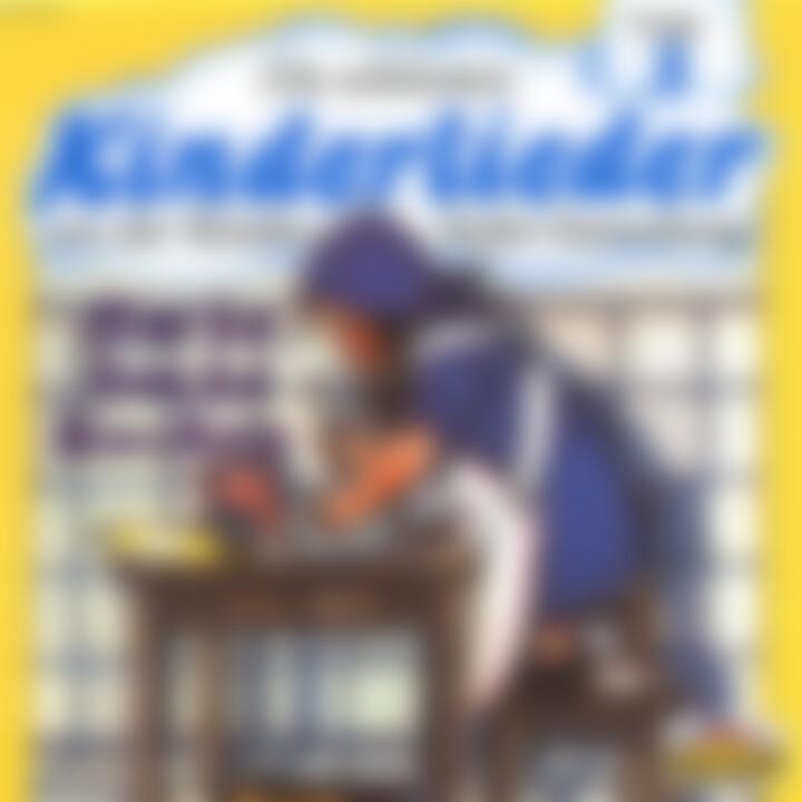Die Schönsten Kinderlieder - Backe, Backe Kuchen 0042283305821