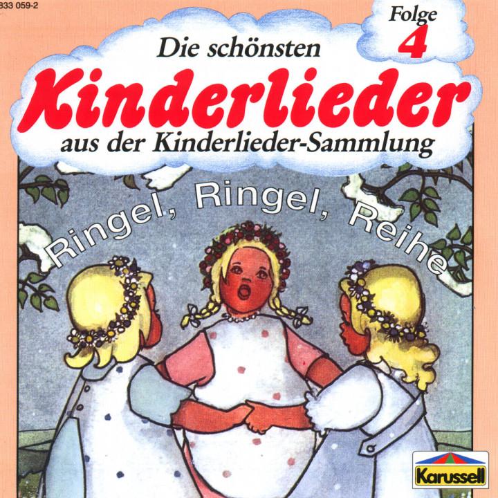 Die Schönsten Kinderlieder - Ringel, Ringel, Reihe 0042283305924