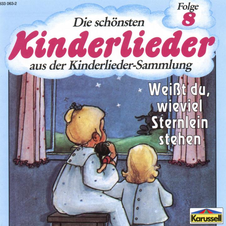Die Schonsten Kinderlieder - Weißt Du Wieviel Sternlein Stehen 0042283306327