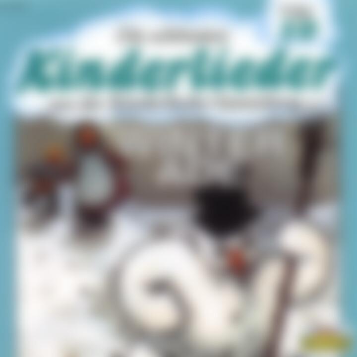 10: Die schönsten Kinderlieder - Winter ade 0042283306523