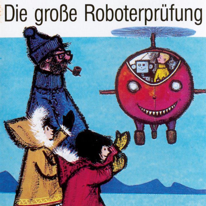 Robbi Tobbi & Fliewatuut Folge 1 - Die Grosse Roboterprufung 0042284969648