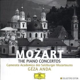 Collectors Edition, Die Klavierkonzerte, 00028946951026