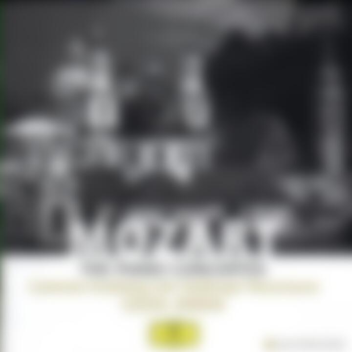Die Klavierkonzerte 0028946951020