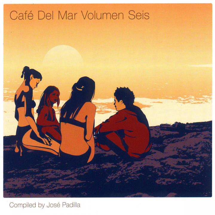 Cafe Del Mar Volume 6 0731456486121