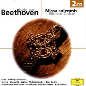 eloquence, Ludwig van Beethoven: Missa solemnis op. 123, Mass op. 86, 00028946957127