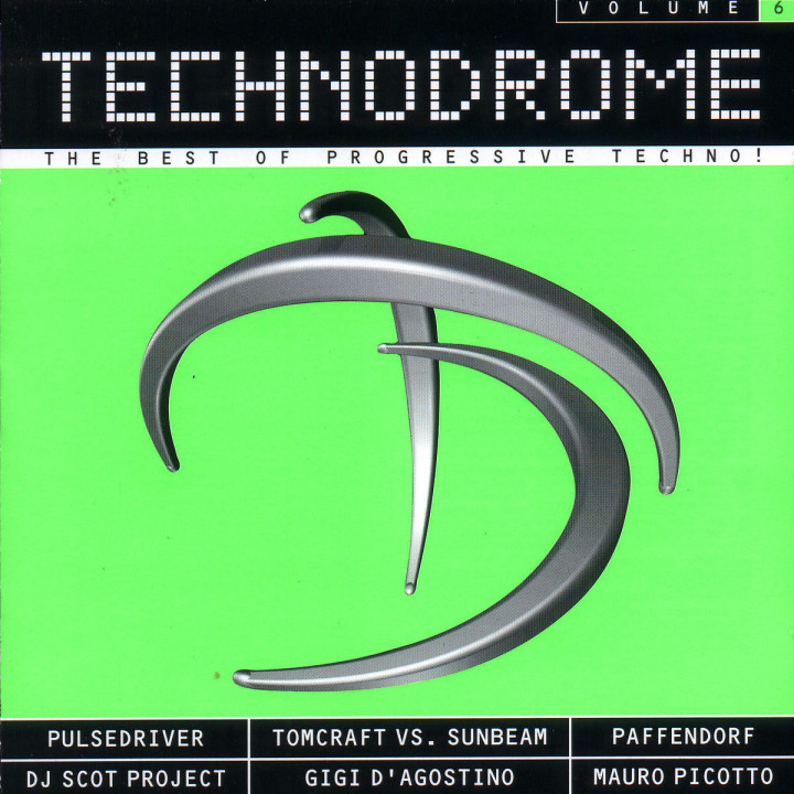 Technodrome (Vol. 6) 0731456030528