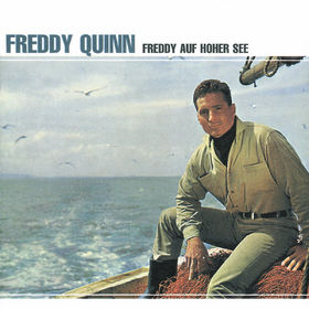 Freddy Quinn, Freddy auf hoher See, 00731454385329