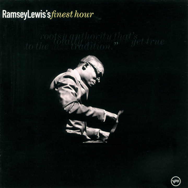 Ramsey Lewis: Finest Hour 0731454376327