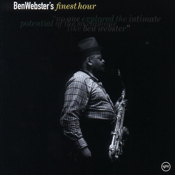 Finest Hour: Ben Webster 0731454380829