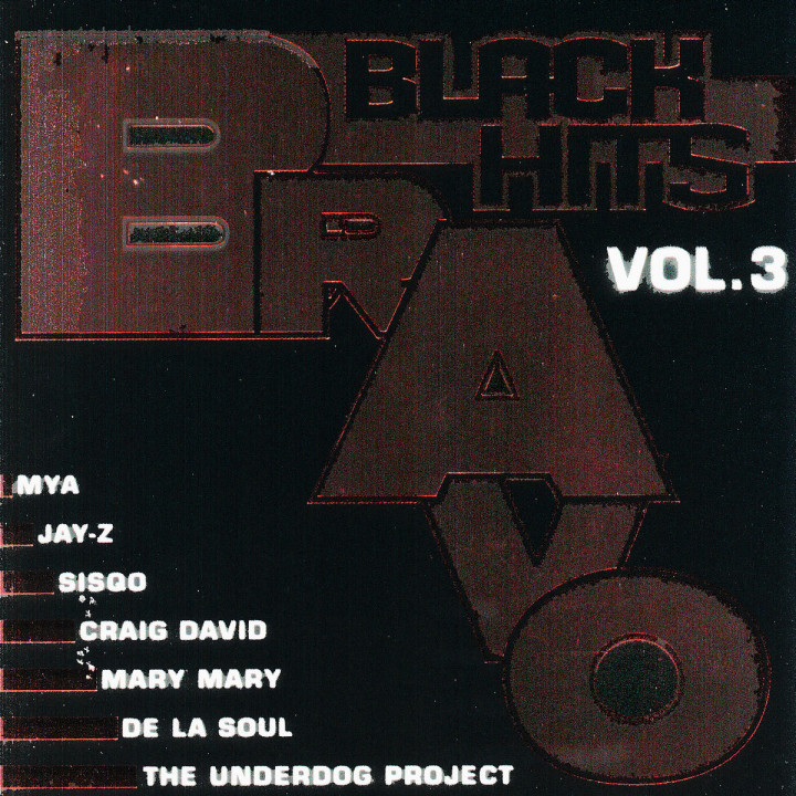 Bravo Black Hits (Vol. 3) 0731456049025