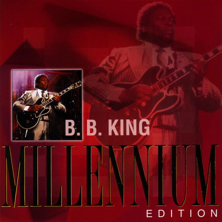 B.B. King 0008811242323
