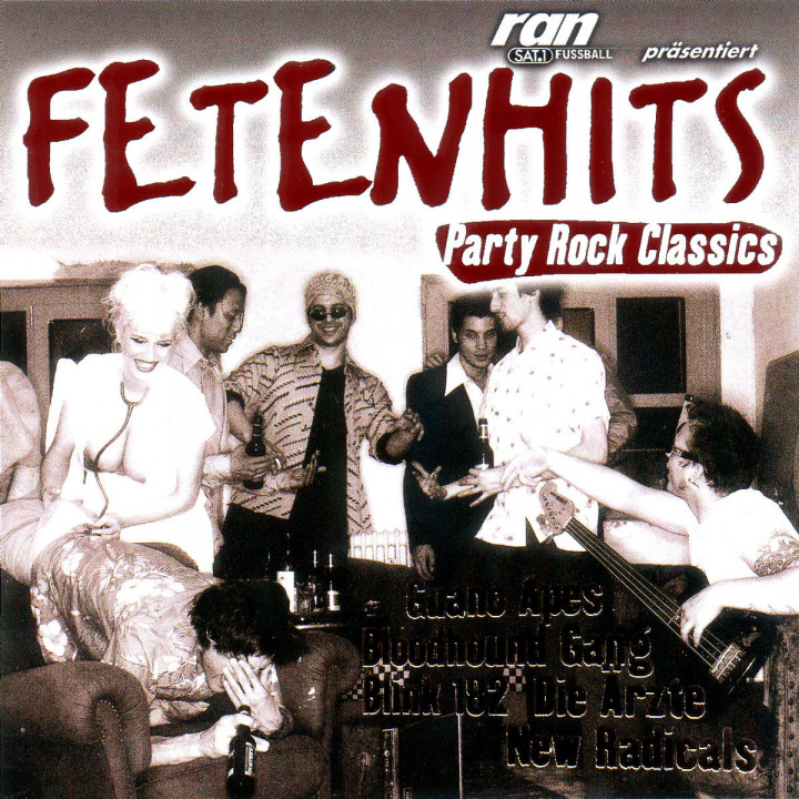 Fetenhits - Party Rock Classics 0731452488224