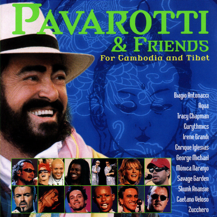 Pavarotti & Friends for Cambodia and Tibet 0028946720028