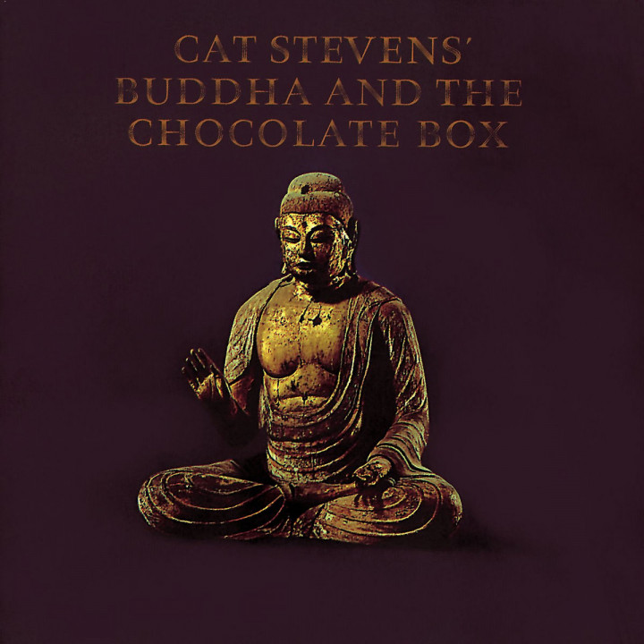 Buddha And The Chocolate Box 0731454688820