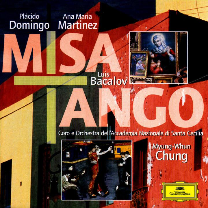 Bacalov: Misa Tango; Tangosaín / Piazzolla: Adiós Nonino; Libertango 0028946347120