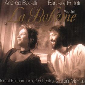 Andrea Bocelli, Puccini: La Bohème, 00028946406021