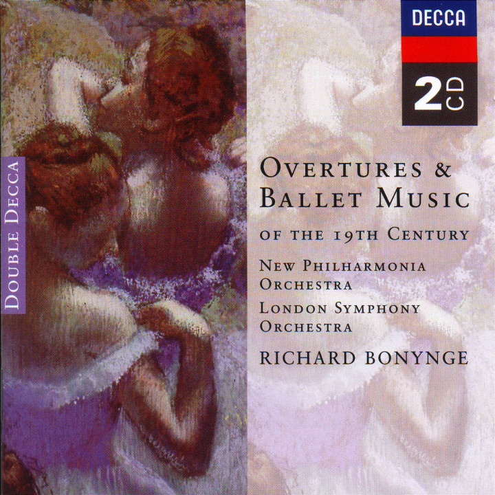 Overtures & Ballet Music of the 19th Century 0028946643129