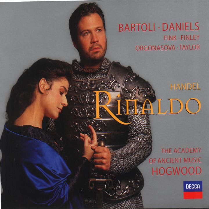 Handel: Rinaldo - complete opera (Original 1711 Version) HWV7a (3CDs) 0028946708721
