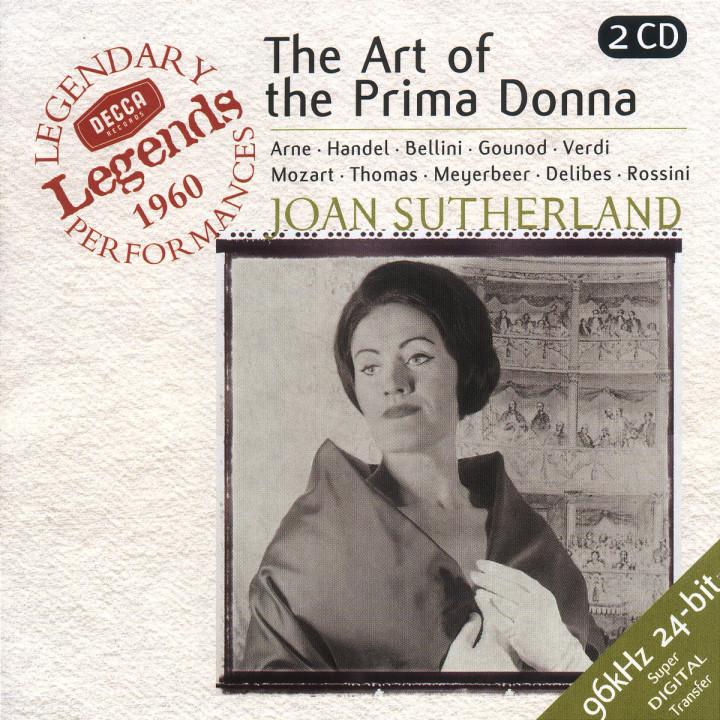 The Art Of The Prima Donna 0028946711521