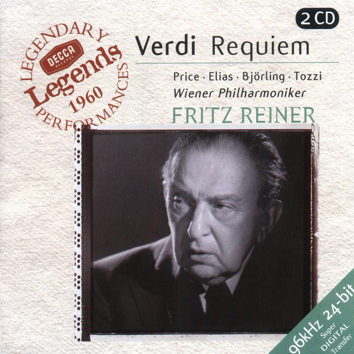 Verdi: Requiem/Quattro Pezzi Sacri 0028946711923