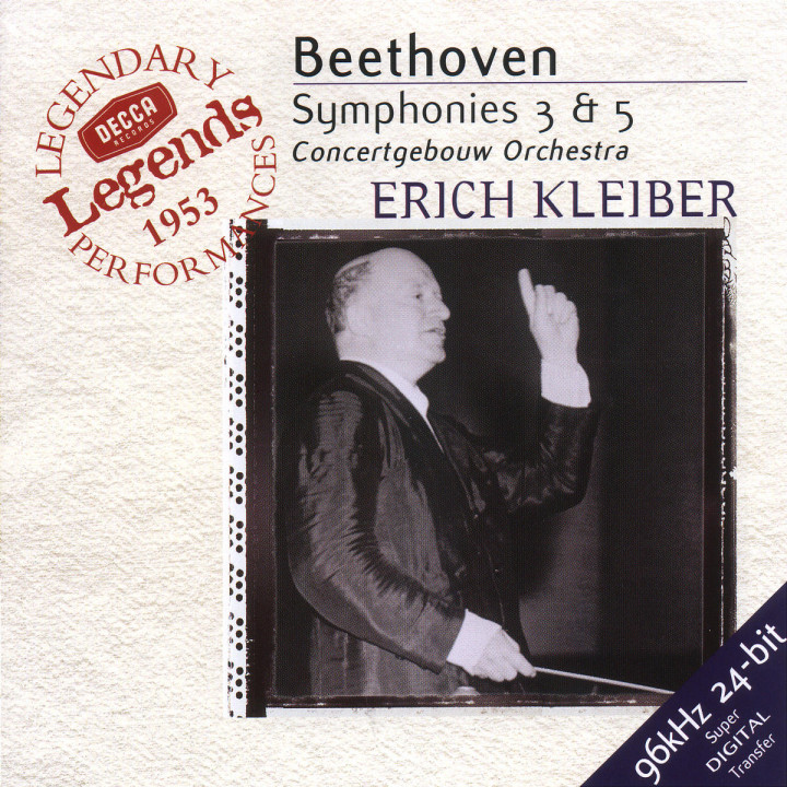 Beethoven: Symphonies Nos.3 & 5 0028946712522