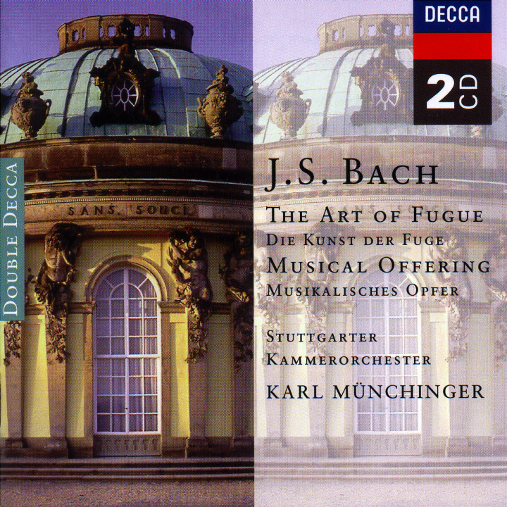 Bach, J.S.: The Art of Fugue; A Musical Offering 0028946726725