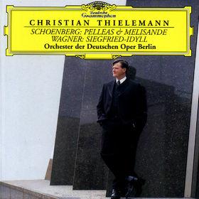 Arnold Schoenberg, Pelleas&Melisande; Siegfried-Idyll, 00028946900826