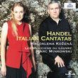 Handel: Italian Cantatas HWV 99, 145 & 170, 00028946906521
