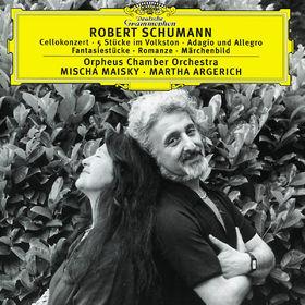 Robert Schumann, Cellokonzert, 5 Stücke im Volkston, Adagio und Allegro, Fantasiestücke, Romanze, Märchenbild, 00028946952429