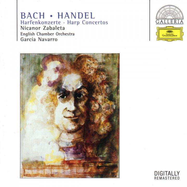 Bach / Handel: Harp Concertos 0028946954425