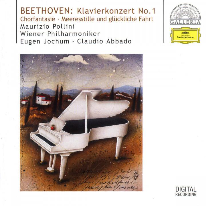 Klavierkonzert Nr. 1; Chorfantasie; Meeresstille und glückliche Fahrt 0028946954920