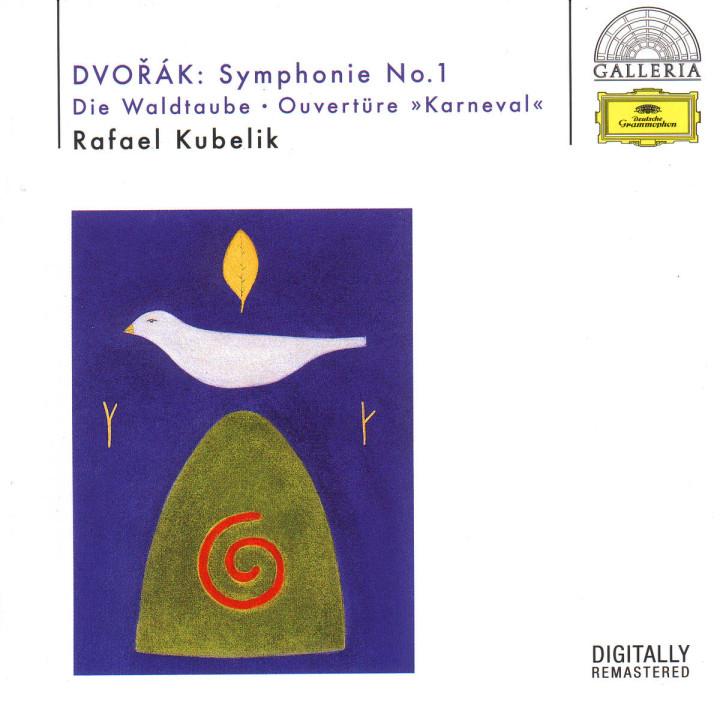 """Sinfonie Nr. 1; Die Waldtaube; Ouvertüre """"Karneval"""" 0028946955024"""