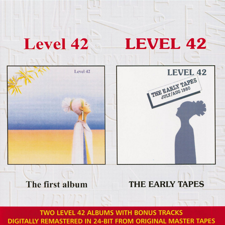 The Early Tapes / Level 42 0731454387929