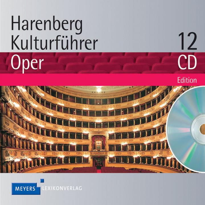 Harenberg Opernfuhrer 0028946590625