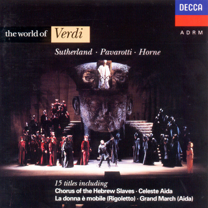 The World of Verdi 0028943322120