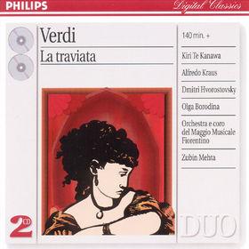 Kiri Te Kanawa, Verdi: La Traviata, 00028946498224